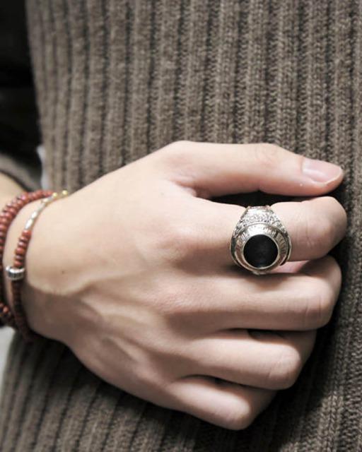 目黒蓮着用指輪リング